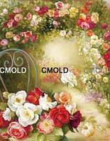 "Алмазная мозаика набор ""Картина с цветами"""