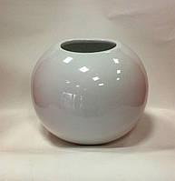 Ваза  круглая керамическая, Н17 см, Декор для дома, Днепропетровск