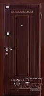 Входные двери металл с МДФ и 2 замками ТМ Абвер модель Amaretto