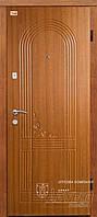 Двери железные эконом с 2 замками ТМ Абвер модель Imperial