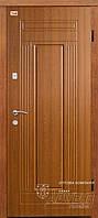 Двери входные с МДФ накладками и ПВХ ТМ Абвер модель Amaretto
