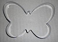 """Вырубка для пряника """"Бабочка 3""""(код 04366)"""