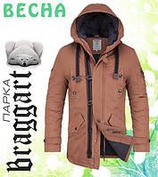 Куртки парки мужски на весну-осень Braggart