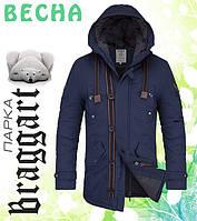 Куртки парки мужские весна осень Braggart