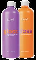 Эмульсия для разведения (окислитель) 1л Gloss Lakme