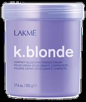 Купить осветляющую крем -пудру k.blonde Lakme