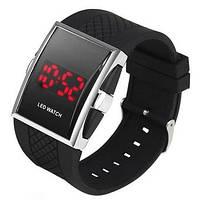 [ Led watch ] Электронные спортивные часы унисекс