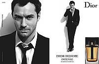 Мужская парфюмированная вода Christian Dior Dior Homme Intense