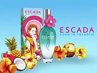 Женская туалетная вода Escada Born in Paradise