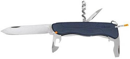 Уникальный складной нож Victorinox Garant 08355.2R синий