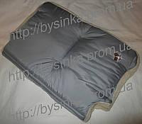 Муфта для коляски и на санки зимняя на овчине для санок детская