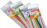 Наб.№ 52 бумага для квиллинга, 12 цветов, 10мм*75см,120г/м2,144 шт./уп. 950492