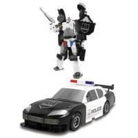Робот-трансформер Полиция, X-Bot (80030R)