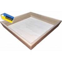 Деревянная форма для лепки и песка (27 х 27 см), WabaFun (195-001)