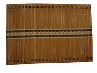 Набор бамбуковых подставок под горячее 30х45 см 4 шт Helfer