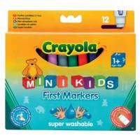 Детские легкосмываемые фломастеры, Crayola (8325)