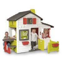 Дом для друзей с чердаком и дверным звонком, Smoby (310209)