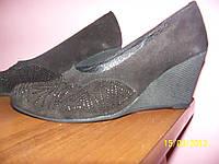 Натуральные кожаные женские туфли ТМ Ladi