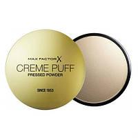 Пудра-крем для лица компактная - Max Factor Creme Puff (Оригинал)
