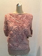 Кофточка женская Loviet розовая
