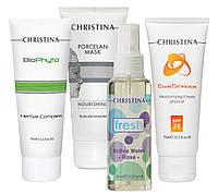 Уход — восcтановление для повреждённой кожи Christina