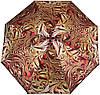 Яркий женский зонт компактный автомат ZEST(ЗЕСТ), Z24984-11 Антиветер!