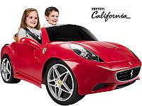 Детский электромобиль Ferrari California 12V FEBER