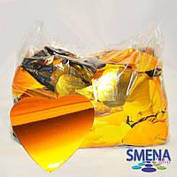 Конфетти фигурное SMENA effects, сердечки, золотые, 0,25 кг, 0,5 кг, 1 кг