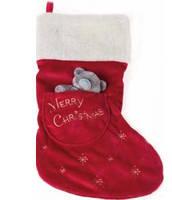 Новогодний носок для подарков Me to you
