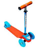 Самокат детский Scooter Bavar Micro 3 колеса