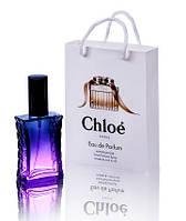Мини парфюм Chloe Eau de Parfum в подарочной упаковке 50 ml