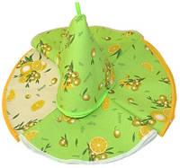 Полотенце круглое (цветное) Веснянка 62516 (диаметр 50 см), в упаковке 10 шт