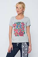 Женская футболка ТМ Ненька р.S,L в наличии одяг Nenka украинский стиль