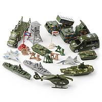 Военный игровой набор Na-Na Игровые фигурки ID245