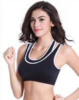 Женский спортивный топ для фитнеса и занятий спортом