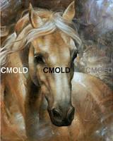 """Алмазная вышивка """"Грустная лошадь"""""""