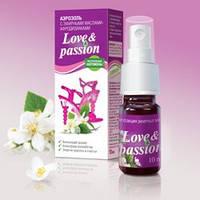 аэрозоль с эфирными маслами - афродизиаками, растительные феромоны, 10мл