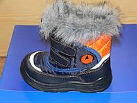 Венгерские Зимние ботиночки 27р. Легкие, теплые, красивые!