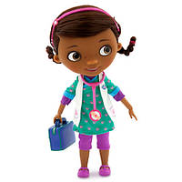 Кукла Дисней (Disney) Интерактивная игрушка - поющая Доктор Плюшева