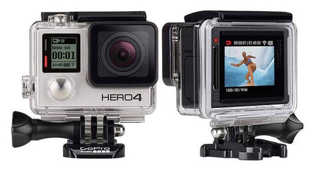 Самая совершенная камера GoPro. Обзор...