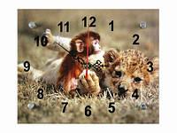 Часы настенные прикольные Давай дружить