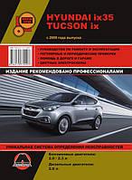 Книга Hyundai ix35 с 2009 Руководство по эксплуатации, инструкция по техобслуживанию и ремонту автомобиля