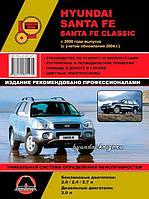 Книга Hyundai Santa Fe с 2000 Руководство по обслуживанию, диагностике и ремонту автомобия