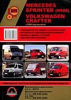 Книга Volkswagen Crafter Справочник по ремонту, техобслуживанию и эксплуатации автомобиля