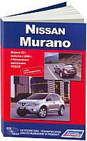 Книга Nissan Murano c 2008 Руководство по ремонту, эксплуатации и техобслуживанию автомобиля