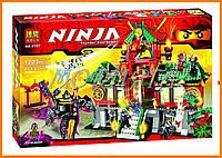 "Конструктор Bela аналог LEGO Ninjago 70728 ""Битва за Ниндзяго Сити"" 1223 деталей арт. 9797"