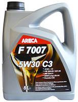 Синтетическое моторное масло Areca F7007 5w30 C3 504-507