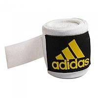 Бинты боксерские Adidas White 4.5 м (ADIBP03)