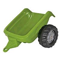Прицеп для трактора игрушка Rolly Toys зеленый