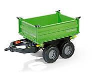 Прицеп 2х осевой для трактора Mega Trailer Rolly Toys 121502Z